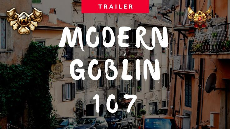 I am ModernGoblin107 | Channel Trailer