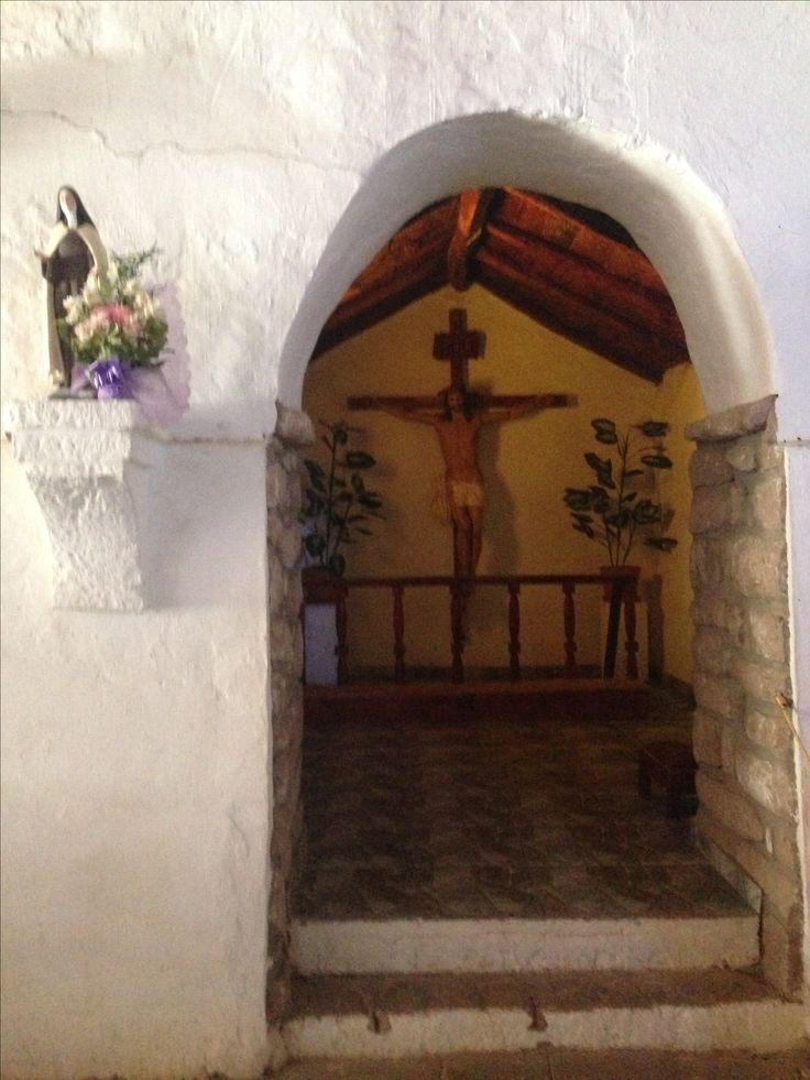 Iglesia de Toconao Nave lateral