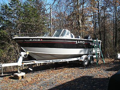 Lund Fishing Boats For Sale Used