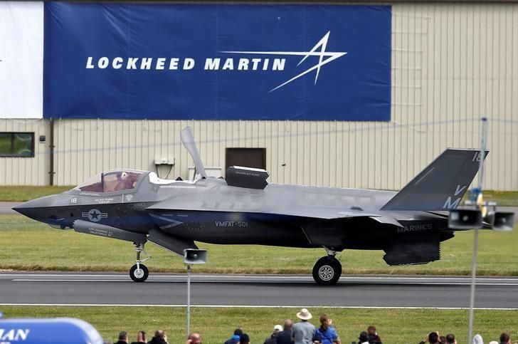 Lockheed to announce $8.5 billion F-35 order on Friday: sources