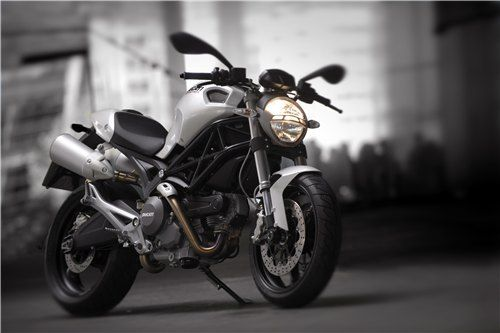 Monster 696 Ducati (as soon as the car is paid off). :)