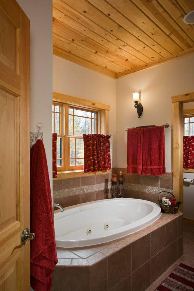 144 Best Cabins   Bath Rooms U0026 Decor Images On Pinterest | Rustic Bathrooms,  Dream Bathrooms And Master Bathrooms