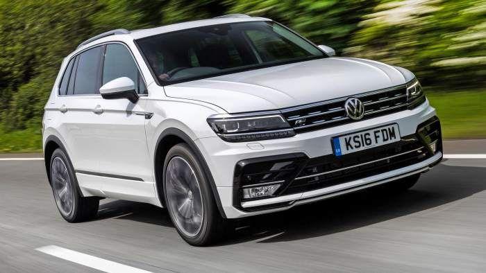2017 VW Tiguan R-Line Specs, Price, Design