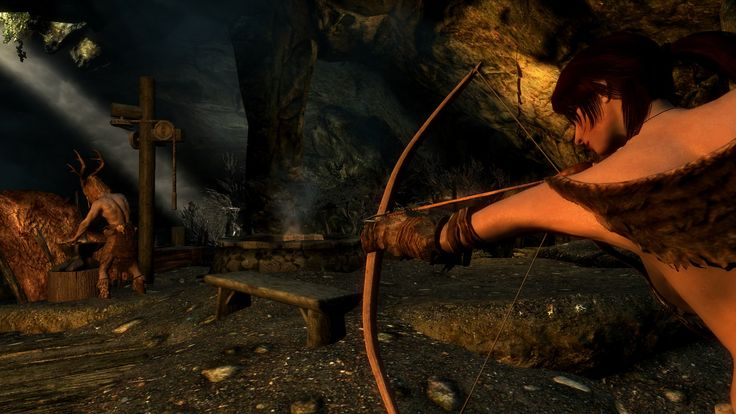 Real Archery at Skyrim Nexus - mods and community