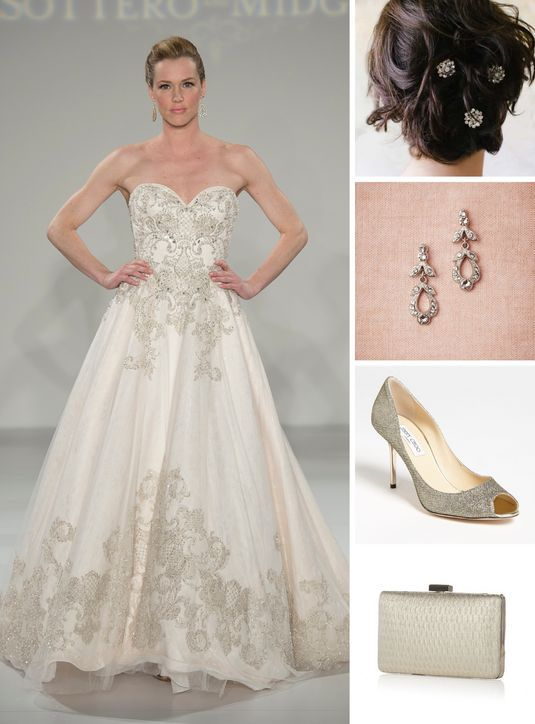 Desiree From The Bachelorette Picks Her Favorite Hot-Off-the-Runway Wedding Dresses