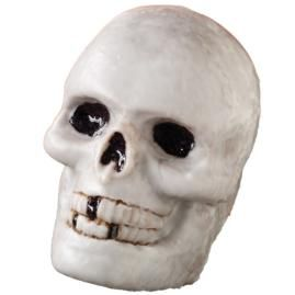 That Glazed Look Skull Cake- I have this cake pan and I can't wait to use it