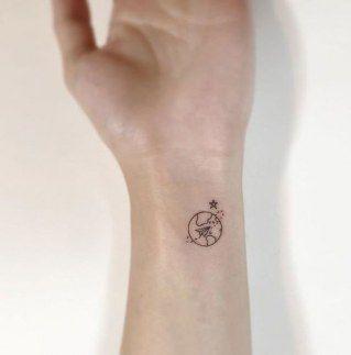 Tatuaggi pianeta