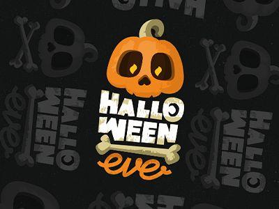 Halloween Eve by Stanislav #Design Popular #Dribbble #shots