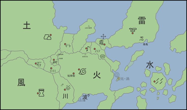 Naruto (series) - Narutopedia, the Naruto Encyclopedia Wiki