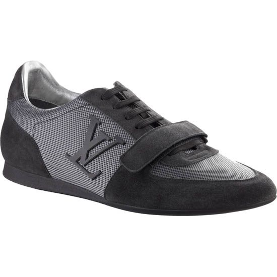 louis vuitton trainers. louis vuitton men\u0027s globe-trotter sneaker in monogram canvas \u0026 suede iconic and trainers