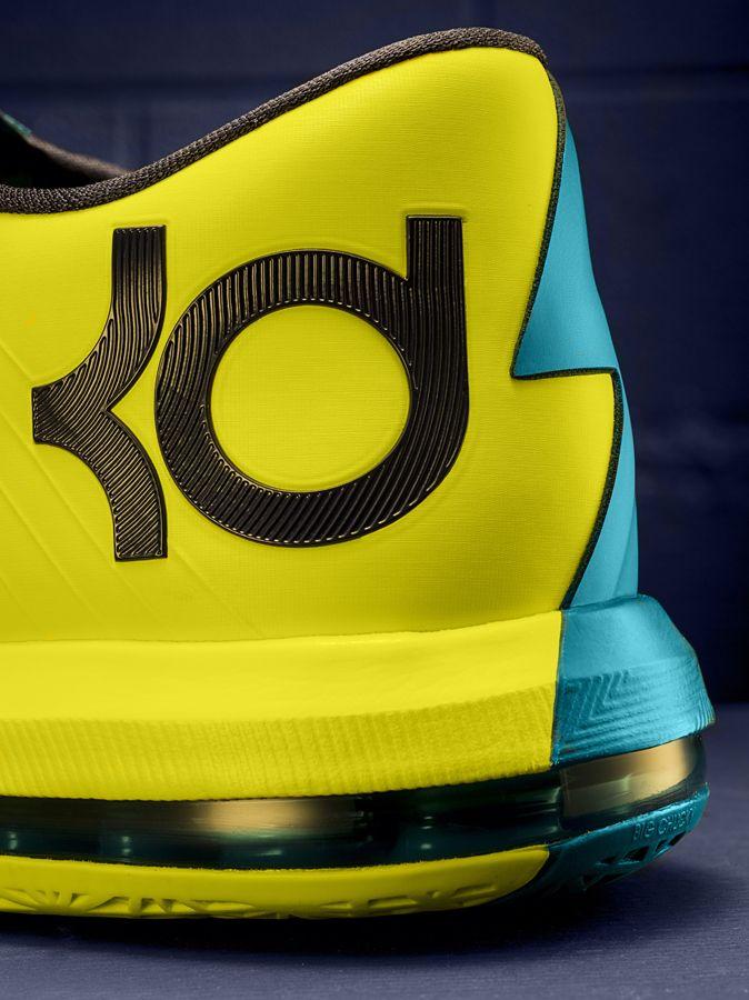 timeless design d9432 886d0 Buy Authentic Nike KD VI 2013 Volt Black Green 599424 701