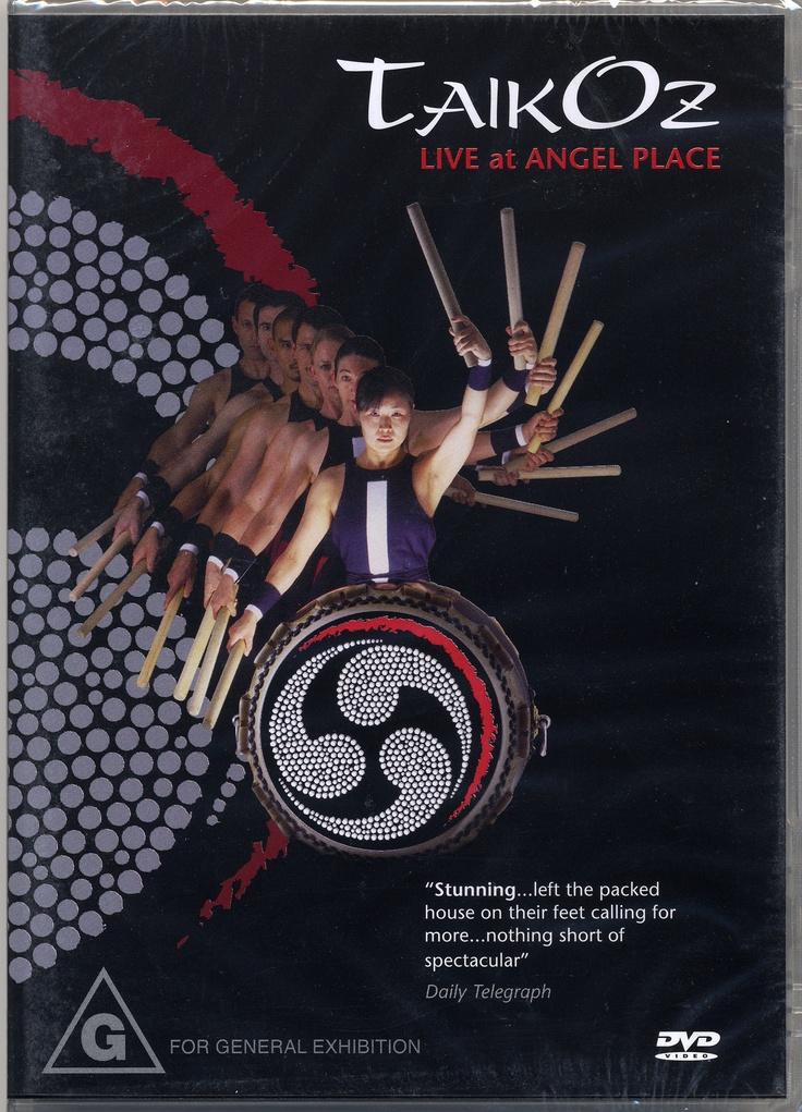 Great Australian Japanese drumming group