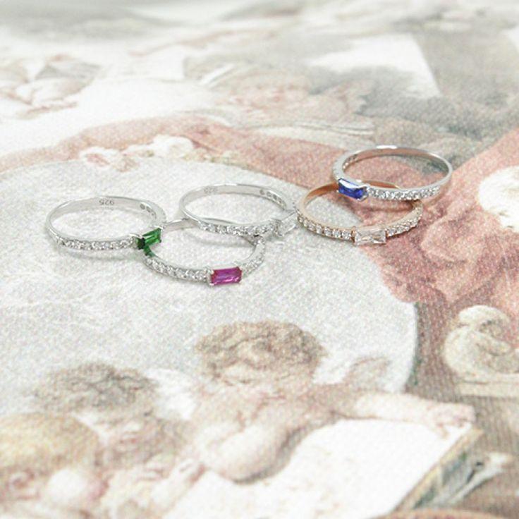 Renkli Baget Taşlı İnce Yüzükler  Fiyat : 49.00 TL  SİPARİŞ için www.besengumus.com www.besensilver.com  İLETİŞİM için Whatsapp : 0 544 641 89 77 Mağaza     : 0 262 331 01 70  Maden         : 925 Ayar Gümüş Taş               : Zirkon Kaplama      : Rose ve Beyaz Rodaj  Besen Gümüş  #besen #gümüş #takı #aksesuar #renklitaş #baget #kadıngümüş #kadınyüzük #izmit #kocaeli #istanbul #izmitçarşı #ankara #alaçatı #antalya #izmir #alışveriş