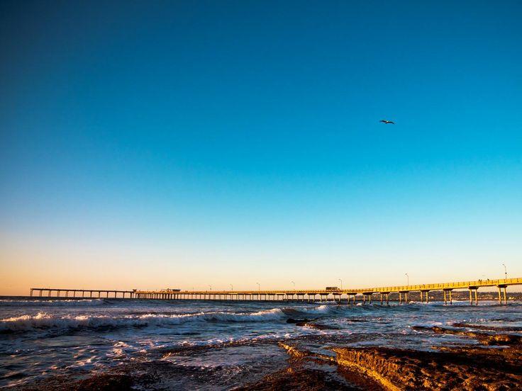 Ocean Beach Pier : Surfs Up in Sunny San Diego : TravelChannel.com