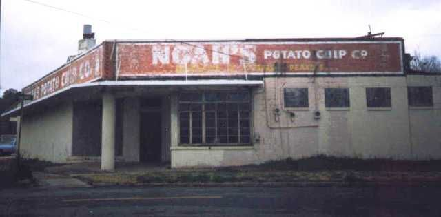 Noah's Potato Chip Company, Lee Street, Alexandria Louisiana