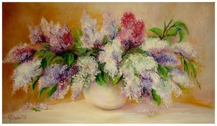 Cottonara: Majowe bzy Grażyny Potockiej