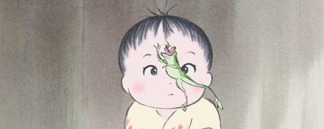 Le Conte de la Princesse Kaguya : un premier extrait touchant - News films Vu sur le web - AlloCiné