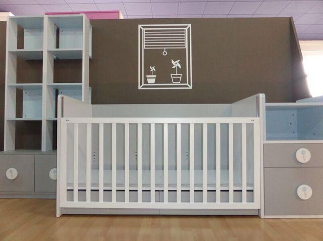Cómo optimizar los muebles para la habitación de tu bebé