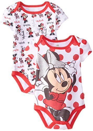 Disney Baby Girls  Disney Minnie Mouse 2 Pack Bodysuit, R... https://www.amazon.com/dp/B00QJ3Y134/ref=cm_sw_r_pi_dp_Tepxxb0CZ1D9N