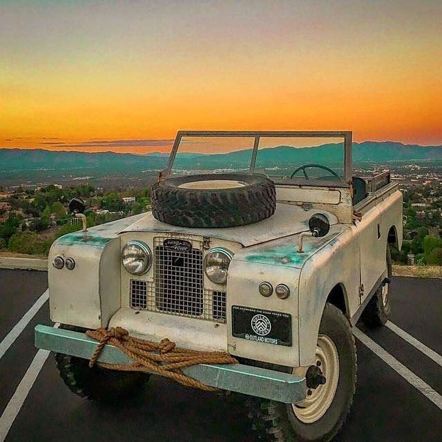 Land Rover Parts For Sale: 29 Best Images About Land Rover Series 2 88 On Pinterest