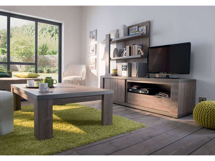 Banc tv maya vente de meuble tv conforama meubles for Banc de television