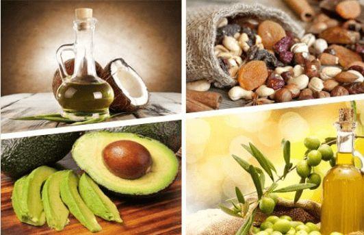Υγιεινά λιπαρά που δεν παχαίνουν