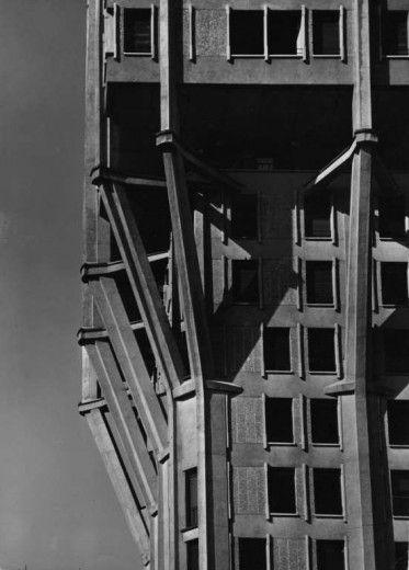 torre velasca - milano - bbpr - 1958