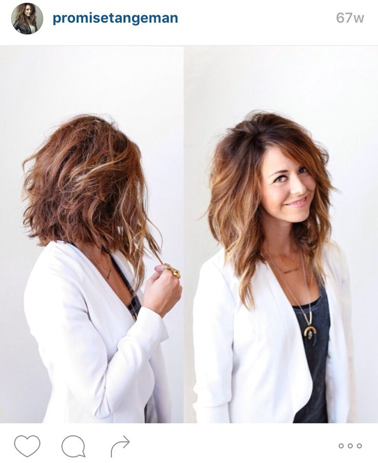 Medium Length Inverted Bob + Side Bangs = A total must have