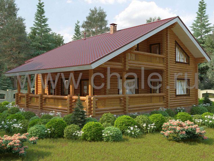 Капитан - Деревянные дома из бруса. Отличный выбор домов по оптимальным ценам