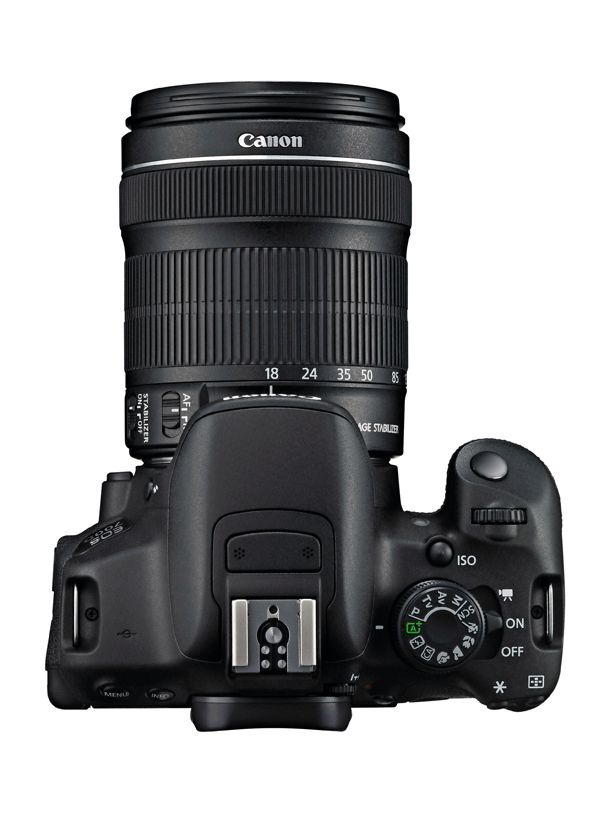 Canon photography tips: fully automatic