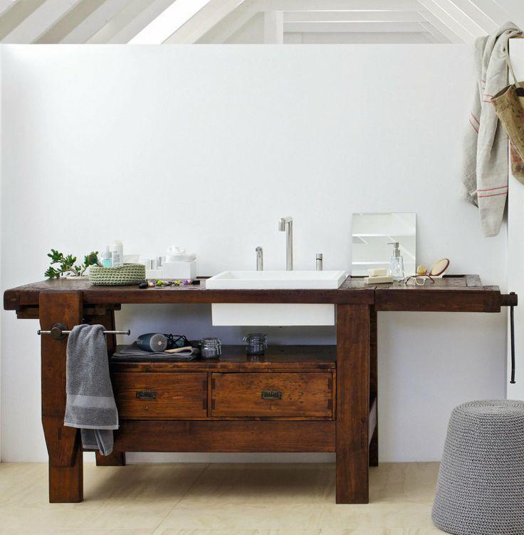 Wooden Washbasin Unit Taul By Rexa Design Design Giovanni Busetti Bathroom Rexa Design