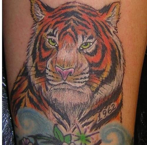 Tattoo Picture At Checkoutmyink Com: 42 Best The Year Of Tiger Tattoos Images On Pinterest