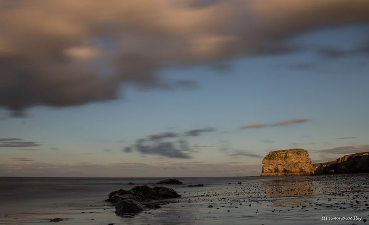 """Marsden Rock"" South Shields, UK. 
