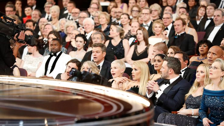One year after the craziest, most improbable and downright embarrassing moment in Academy Awards history, 29 key players open up (many for the first time) about the onstage chaos, backstage bickering and who's really to blame for Envelopegate and the two minutes and 23 seconds that 'La La Land' beat 'Moonlight.'
