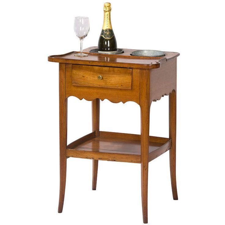 french provincial fruitwood rafraichissoir rafraichissoir pinterest french provincial. Black Bedroom Furniture Sets. Home Design Ideas