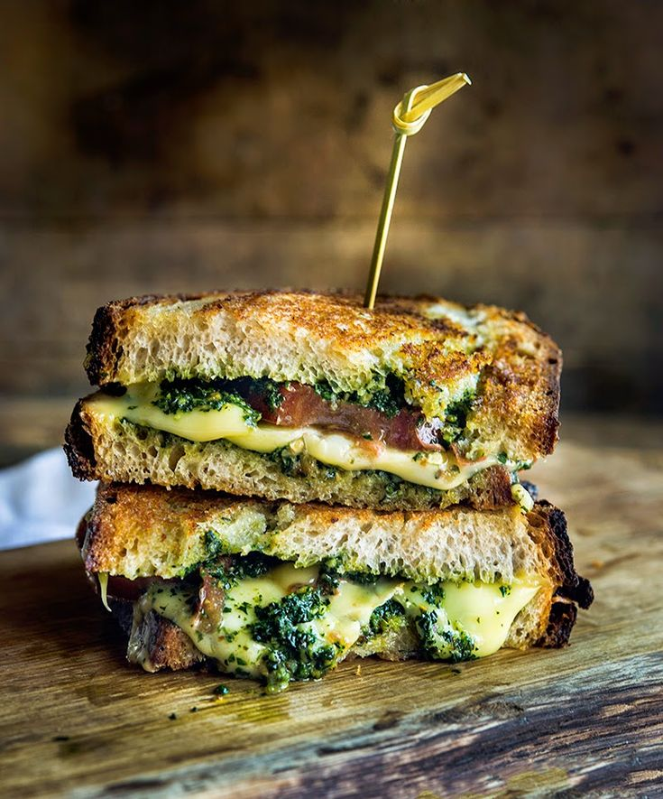 A Grilled Cheese for the Grown Ups