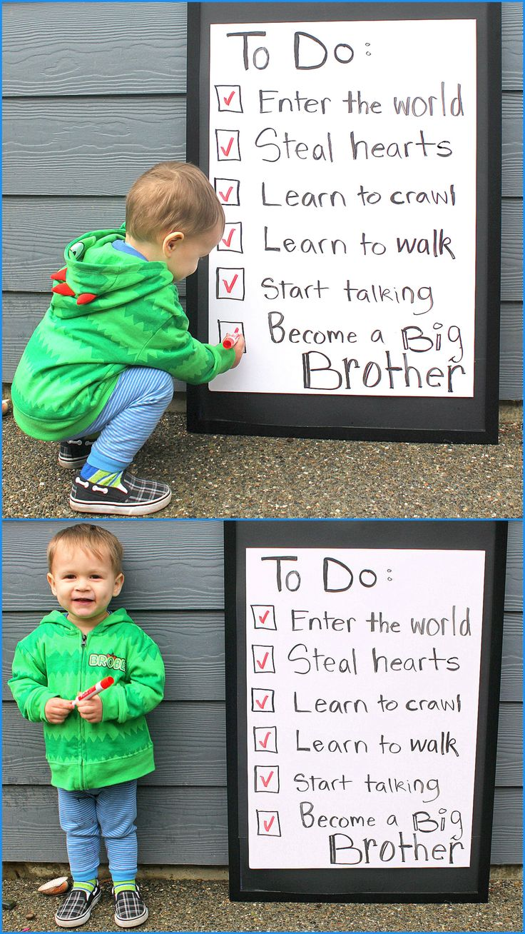 Pregnancy Announcement!! Tyson is going to be a big brother!