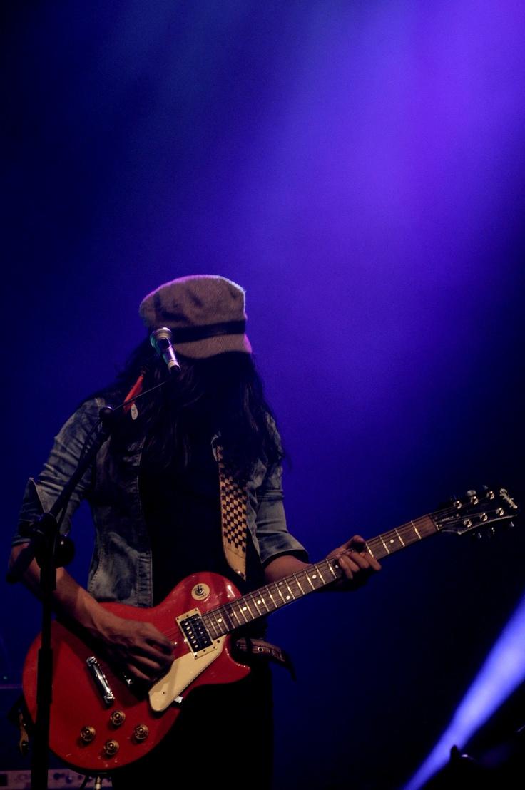 guitar hero..