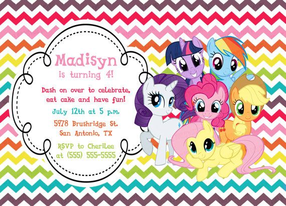 15 Best Mlp Party Ideas Images On Pinterest Birthday Party Ideas