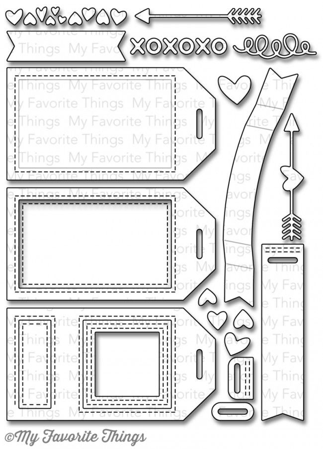 183 best mft tag builder blueprints images on pinterest gift ideas my favorite things die namics tag builder blueprints tag builder blueprints line of die namics is designed to take the guesswork out of starting your malvernweather Choice Image