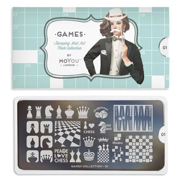 Games 01 | MoYou London