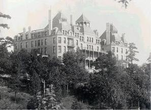 American Ghosts and Hauntings: The Crescent Hotel - Eureka Springs, Arkansas    In the Ozark Mountains of Arkansas in 1884, construction began on a grand hotel on West Mountain.  Eureka Springs, Arkansas was a popular spot known all over for the healing powers of its waters and the purpose of the hotel was to give these travelers a luxurious place to stay.  However, what people in Eureka Springs would not know is that it would become one of the most haunted hotels in America. Read more>>