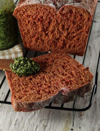 Pão de beterraba                                                                                                                                                                                 Mais