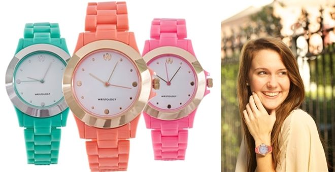 Trendy Watches - 3 Colors!