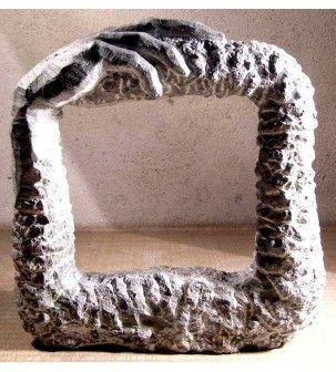 Hand Stone Sculpture