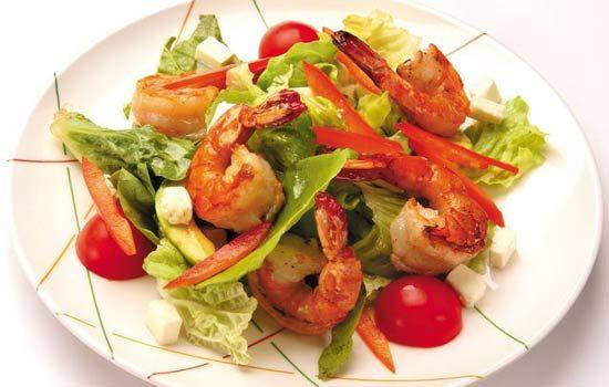 Протые и вкусные салаты на новогодний стол
