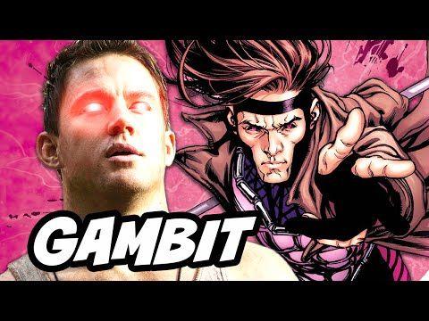 X Men Gambit Movie - Channing Tatum Top Stories - YouTube
