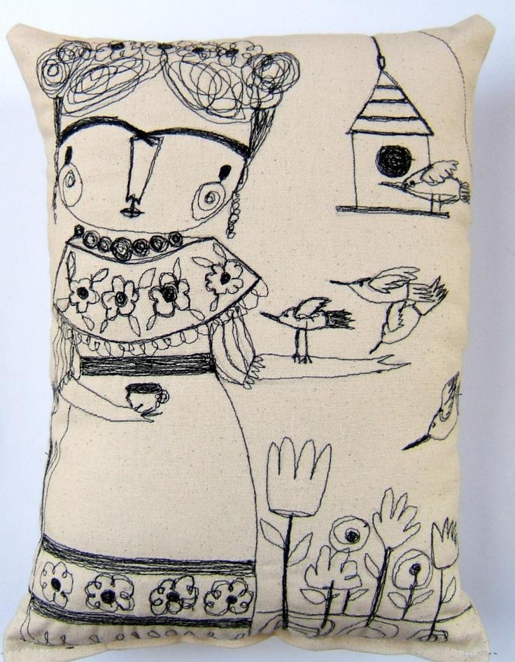 frida pillow
