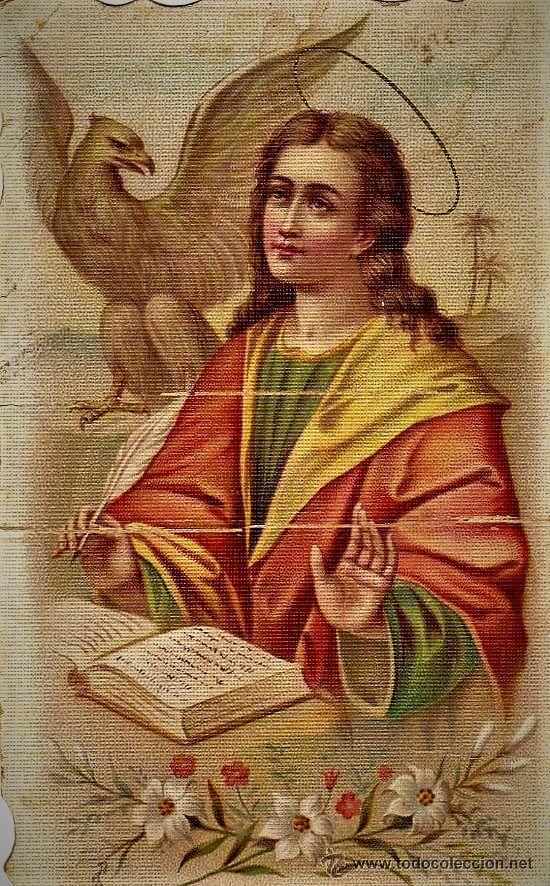 Saint Jean Apôtre et Evangeliste   Saint Jean Apôtre in ...