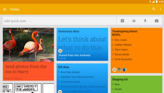 A Step by Step Guide On Everything Teachers Need to Know about Google Keep ~ Educational Technology and Mobile Learning